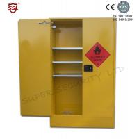 Buy Flammable Storage CabinerWith Dual Vents For Dangerous Goods , 250L at wholesale prices