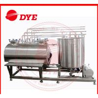 Buy Electric Brewery Machine Automatic Cip Clean In Place Systems 100L - 5000L at wholesale prices