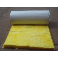 Buy Flexible Fiber Glass Wool Blanket Roof Insulation Materials Sound Absorption at wholesale prices