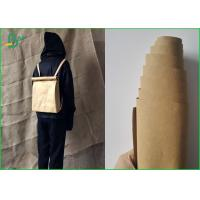 Buy cheap Dry Cleaned Virgin Wood Pulp Kraft Paper Yards With Pack Flowers from wholesalers