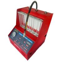 Quality Gas Fuel Injector Tester And Cleaner / Fuel Injector Flow Test Equipment for sale