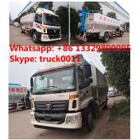 Quality Euro 3 FOTON AUMARK 4*2 168hp 10tons-14tons farm-oriented feed delivery truck for sale, best price FOTON LHD feed truck for sale