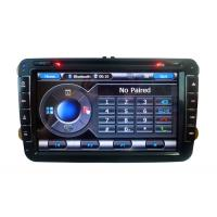 Buy 8 Inch 3G PIP Virtual Charger Volkswagen DVD GPS With  3D Map / Smart TV  / Car Dashboard Display ST-7609 at wholesale prices