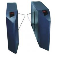 Quality Waist Heigh Automatic Systems Turnstiles Double Swing Arm Turnstile 13.56KHz for sale