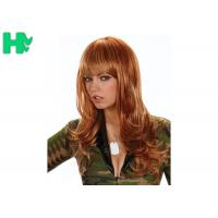 Quality StylishUltrashort Curly High Temperature Fiber Women's Synthetic Hair Wigs for sale