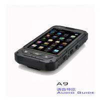 Quality A9 Android  Audio Tour Guide Equipment , Audio Tour Devices For Qrcode Digital Guide for sale