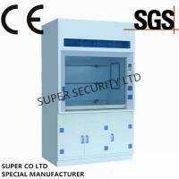 Buy 8mm Polypropylene Lab Fume Hood Rust-Resistance Pfh High capacity for corrosive at wholesale prices