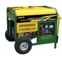 Quality Gasoline Generator 6000W Deluxe Range for sale