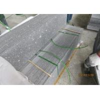 Quality Customized Granite Paving Tiles , Pearl Grey Granite Floor Tiles Building Material for sale