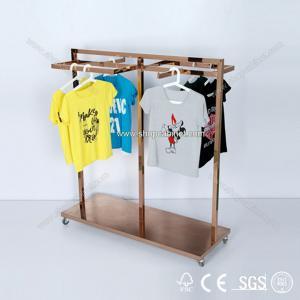 Quality Multi-style Garment display shelf, Garment Display Rack, garment rack for sale