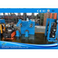 Buy Friction Saw Cutting SS Tube Mill Machine Worm Gearing Customized Heavy Duty at wholesale prices