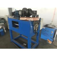 China 400kg 3kw Metal Pipe Bending Machine 5.5m×1.05m×1.3m Energy Saving Low Noise on sale