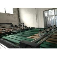 Quality Hydraulic Paper Roll To Sheet Cutting Machine Suppliers With Hydraulic Shaftless Roll Stands for sale
