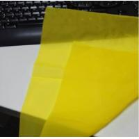 Quality Yellow 80 - 48 Polyester Screen Printing Mesh for Textile ,115cm  ~ 365cm width for sale