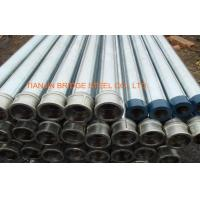 Quality Schedule 80 Structural Steel Pipe Q195 Q235 , Welding Galvanized Steel Pipe for sale