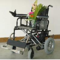 Quality Li Battery Power Wheelchair (QX-04-01D) for sale