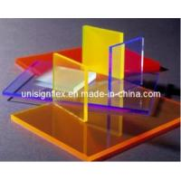 Quality Cast PMMA Acrylic Sheet for sale