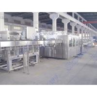 Buy cheap Automatic Bottle Filling Machine / Water Bottling Equipment For Pure Water from wholesalers