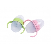 Buy cheap Anti - Colic Silicone Baby Milk Bottle Custom Capacity For Children from wholesalers