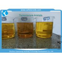 Quality Testosterone Acetate Raw Testosterone Powder High Quality semi-finished oil injection for sale