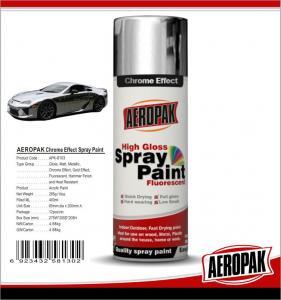 Quality Shock Resistance Aerosol Spray Paint for sale