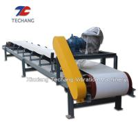 China Economical Industrial Conveyor Belts Operation Height Adjustable on sale