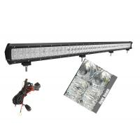 Quality Dual Row 4x4 LED Driving Light Bar 300 Watt High Lumen With Aluminum Housing for sale