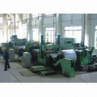 Buy cheap Sheet Metal Machine/Steel Plate (Coil) Cutting Production Line in Mechanical or from wholesalers