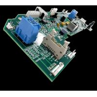 Quality Green Solder Mask PCB Assembly Services FR4 Material Immersion Gold for sale