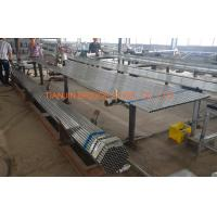 Quality Irrigation Q195 Q215 Pre Galvanized Round Steel Pipe SCH80 SCH XXS ASTM A53 for sale