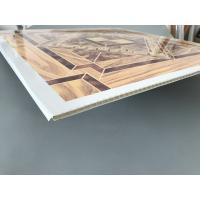 Buy Decorative Plastic Ceiling Panels , Commercial Drop Ceiling Tiles Various Colors at wholesale prices