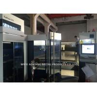 Quality Laser Cutting Stainless Steel Sheet Surface Finish Customized Sizes / Shape for sale