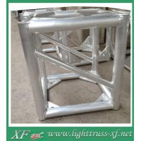 Buy Silver Corner Block Truss Coupler , Aluminum Stage Truss System at wholesale prices
