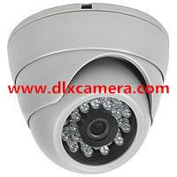 """Quality DLX-DLB7 700TVL 1/3"""" SONY HD CCD Indoor IR Day and Night Dome Camera 24pieces LED IR Dome camera Analog Dome Camera for sale"""