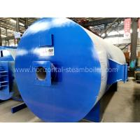 Quality Three Pass Structure Horizontal Thermal Oil Boiler System Low Working Pressure for sale