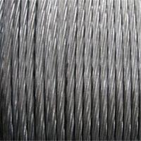Quality Galvanized Steel Wire Strand, Conductors for Overhead Lines for sale