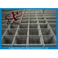 Quality Oxidation Resistance Reinforcing Wire Mesh Low Carbon Steel Wire Material for sale