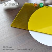 Lightweight Clean Room Wall Panels 14mm Acrylic Polycarbonate Sheets Heat Resistant For Sale