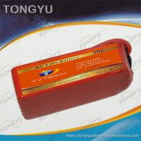 Quality 6S 22.2V 2250mAh RC Battery Pack For Racing Car , Airsoft Gun , FPV for sale