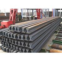 Quality Heavy Steel Rail Crane Rail Beam QU80 Size For Port Lifting Container for sale