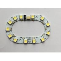 China Aluminum based 2 layers LED PCB Assembly with 1B73 conformal coating for sale