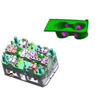 China Precision Auto Parts Mold Size Customized Steel Material With Single / Multi Cavity on sale