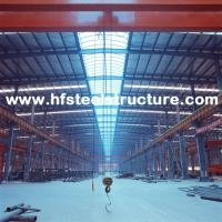 Quality Custom Hot Dip Galvanized, Waterproof And Stainless Steel Structural Steel Fabrications for sale