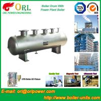 Quality Gas Steam CFB Boiler Drum Water Heat Non Pollution Boiler Equipment for sale