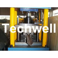 Quality Chain Transmission Wall Angle Roll Forming Machine for Steel Angle for sale