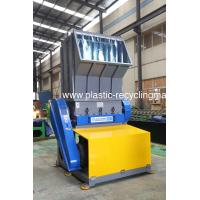 Plastic Recycling Equipment Waste HDPE / PET Plastic Bottle Crushing Machine for sale