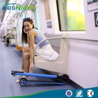 Quality Self Balancing Foldable Electric Scooter 350W 24V , folding electric bicycle for sale