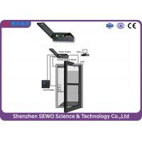 Quality Single Door Access Control System , TCP / IP RFID Access Controller for sale