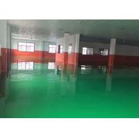 Quality Stone Hard Industrial Dust Proof Floor Epoxy Paint Anti  slip for sale