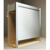 China Camping Car Sliding Door Rolling Shutter for Kitchen Cabinets (PVC/Glass Material) on sale